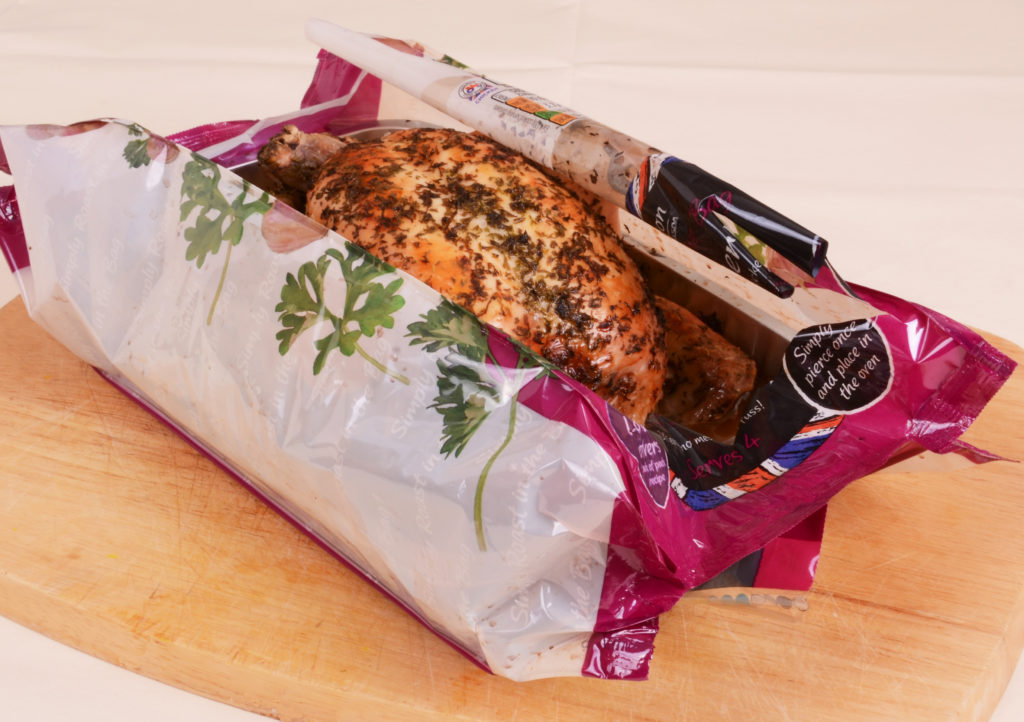 COOK, Ovenable Flowwrap, Flow Wrap