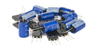 Capacitors, Electronics